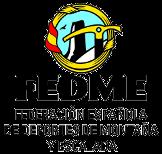 Logo : Federación Española de Deportes de Montaña y Escalada