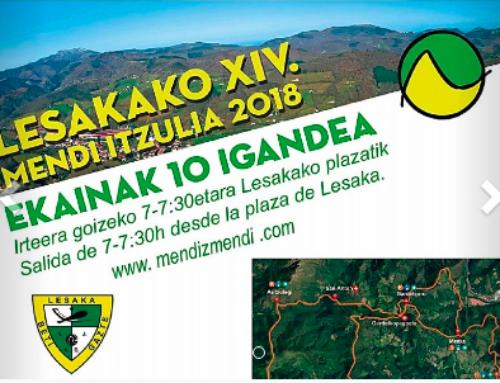 Circuito Navarro de Marchas de Montaña 2018