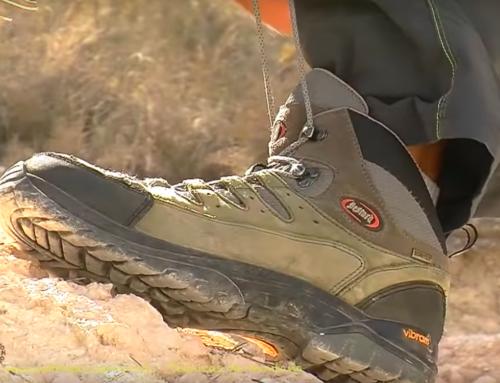 ¿Sabes que los cordones de las botas no se deben atar de la misma manera si vas a ascender que si vas a descender?