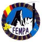 Logo : Federación de Deportes de Montaña Escalada y Senderismo del Principado de Asturias