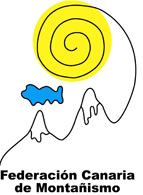 Logo : Federación Canaria de Montañismo