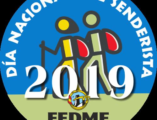 XVIII Día Nacional del Senderista de la FEDME. La Palma 27-30 de Abril de 2019