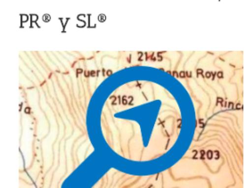 Esta Semana Santa quiero hacer senderismo II. ¿Como encontrar información de los senderos GR®, PR® y SL®?
